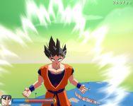 Goku Powerup