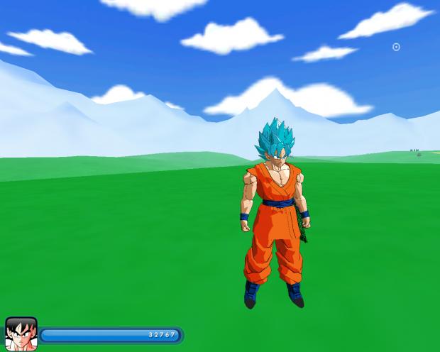Goku fukkatsu v2 Beta