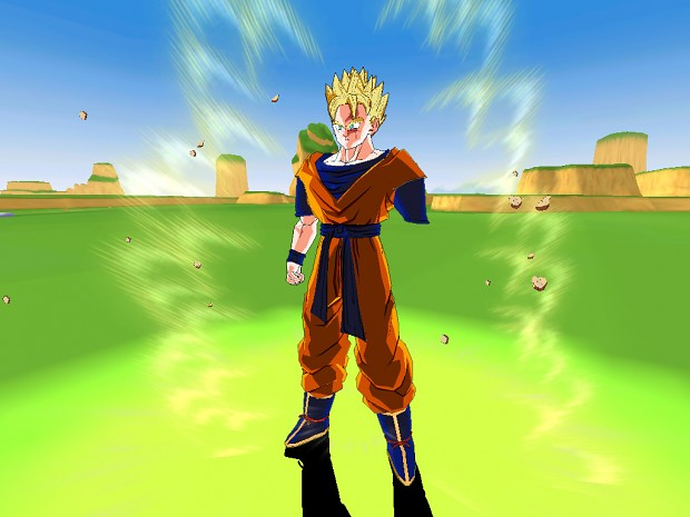 Future Gohan without left