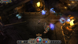 Torchlight Screens