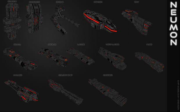 New Shipset: Neumon