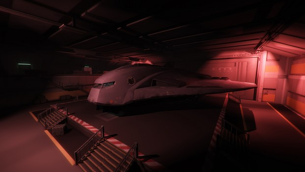 Up close and personal with the OPD-3A Dropship