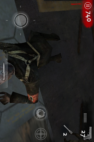 Jukki playing der riese on iphone