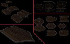 Shield - RC Set 01