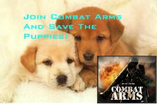 Join Combat Arms And Save The Puppies!