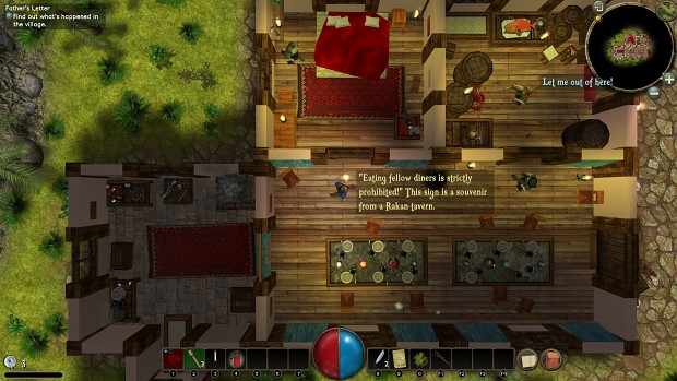 Before_Driftmoon Tavern WITHOUT tilting camera