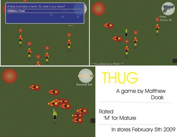 Original 'Thug' Poster For Nostalgia