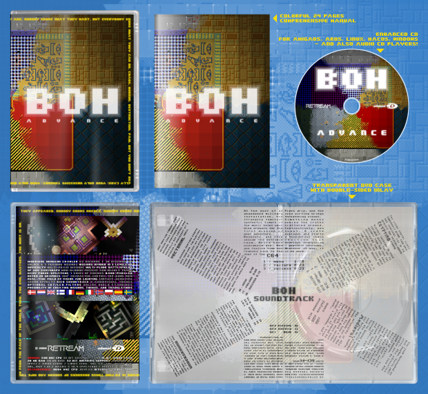 BOH Physical Edition