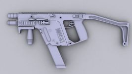 Vector SMG (with stock)