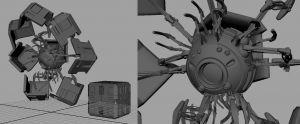 The Cube - 3D