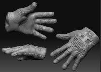 Nicole's Gloves