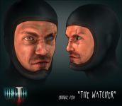 Watcher head render