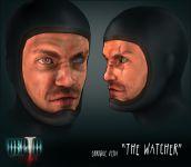 Watcher head render