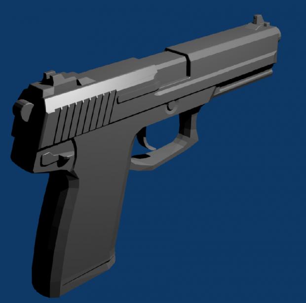 Mark 23 Pistol
