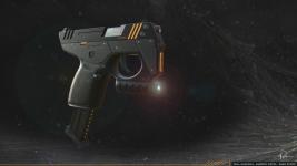 Amber's Pistol