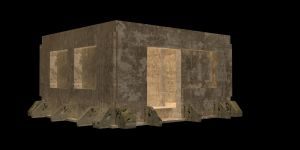 Early Designs for  a Prototype Bunker