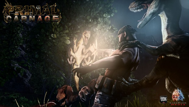 Screens Zimmer 2 angezeig: primal carnage pc download
