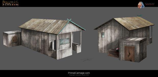 Primal Carnage - Concept WIP