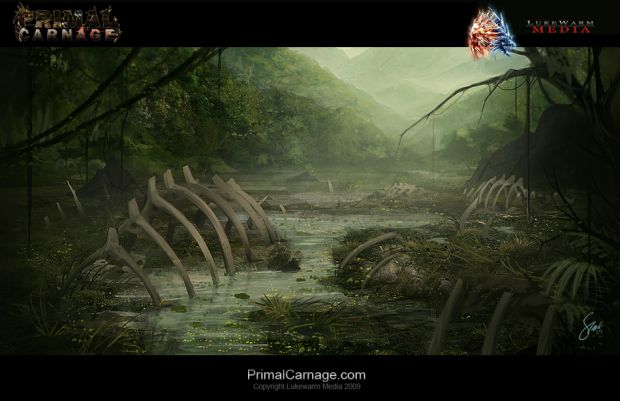 Primal Carnage - Concept WIP