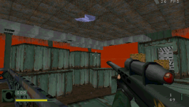 Borealis PSP screenshot