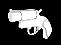 WIP PSP Flaregun Model