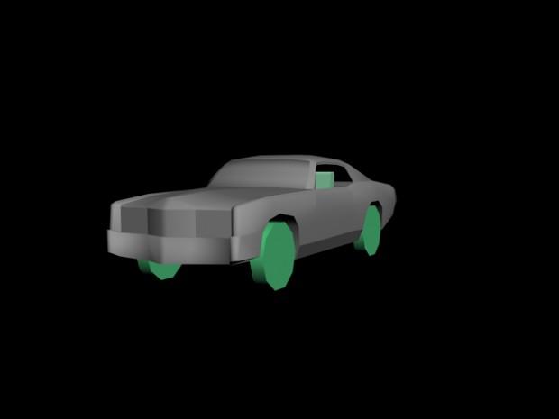 Conscript's car model