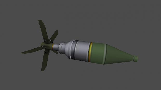 AT4 rocket