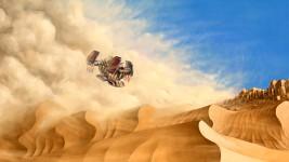 Flight from Sandstorm