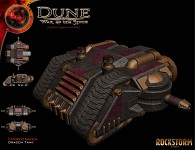 Harkonnen Dragon Tank
