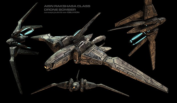 Rakshasa Bomber by Oblivion