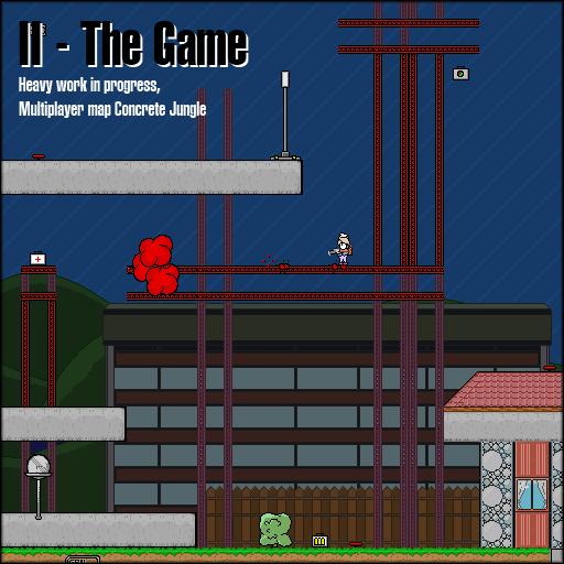 [WIP] Multiplayer Map - Concrete Jungle