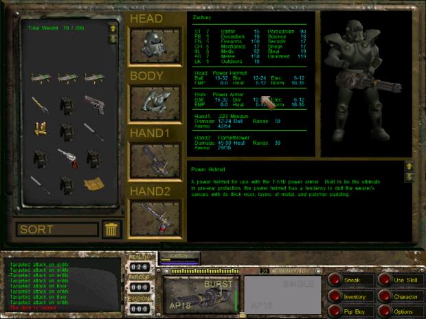Fun Group Games >> Power Armor image - Van Buren (Fallout 3) - Mod DB
