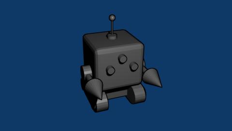 Drill Droid (Pre 2012 Reboot)