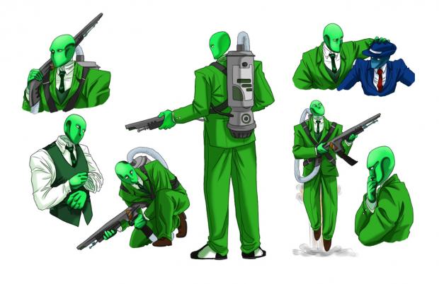 Clone 2012 Redesign
