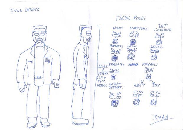 Juan Erroto Concept