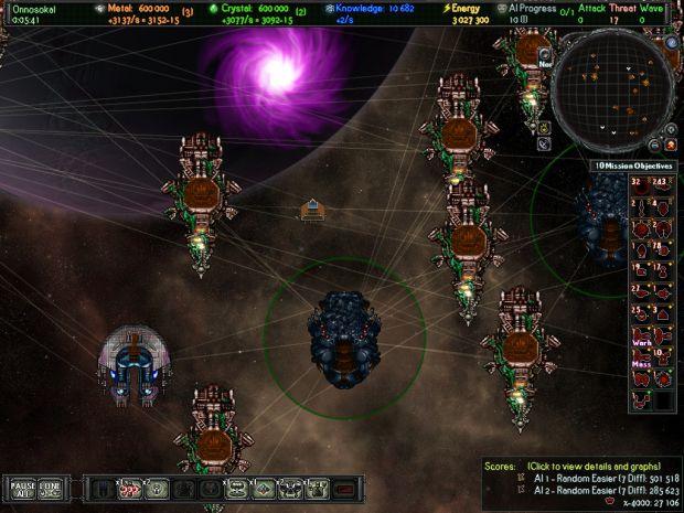 Zenith Bombardment Ships