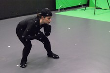 Contagion - Latest MoCap Session