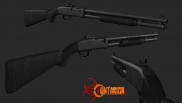Contagion Mossberg 590