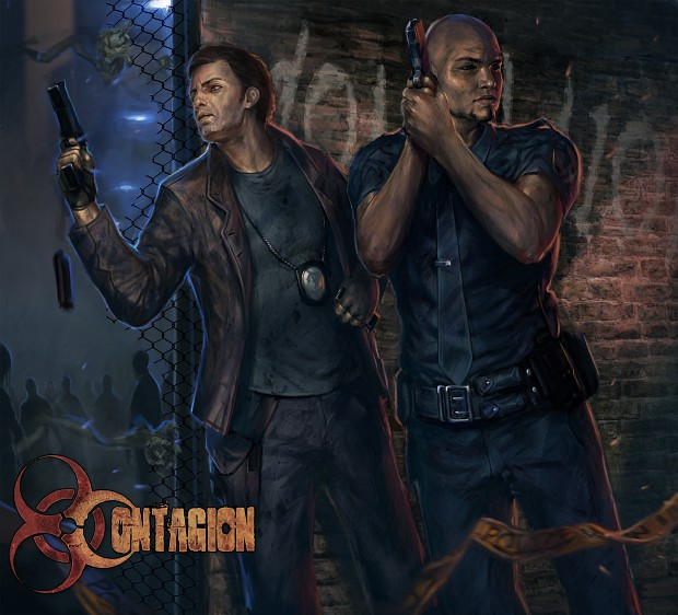 Contagion Promotional Art