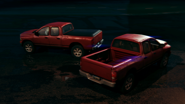 Contagion - New Vehicles on Display #2