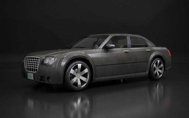 Contagion - Chrysler 300c