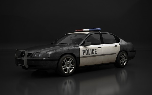Contagion - Impala Squad Car