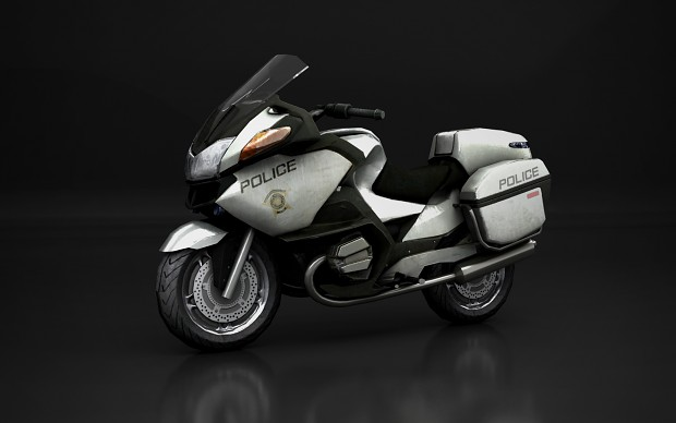 Contagion - RT1200 Police Motorcycle