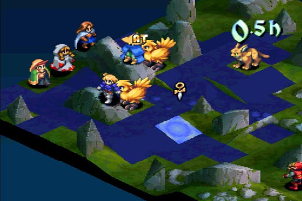 Gameplay - Mandalia Plains