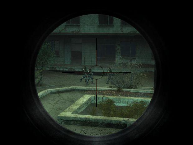 Call of Pripyat Screenshots