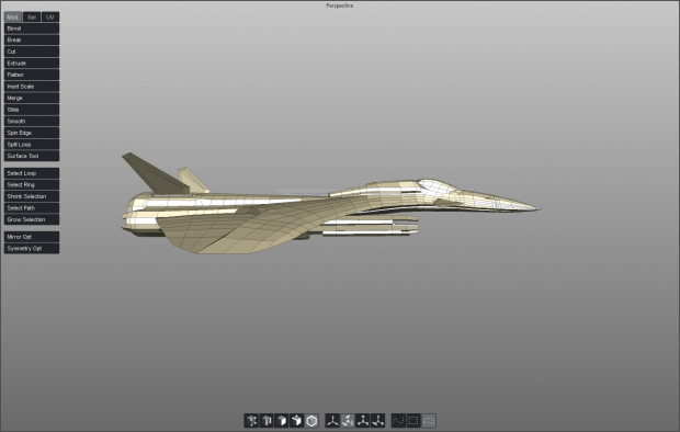 Feather 5 Fighter/Bomber
