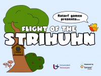 Flight of the Strihuhn
