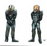 Player Suit Design - Paul Tallon