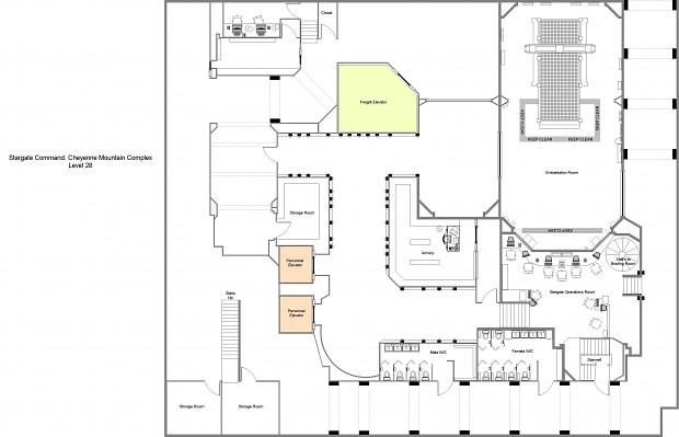 Stargate Center Concept