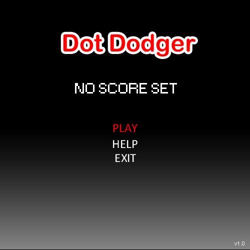 Dot Dodger 1.0